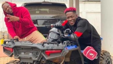 Photo of Much Love: Shatta Wale Thanks And Praises Medikal