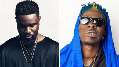 Photo of Sarkodie Meets Shatta Wale In A Club, See What Happened