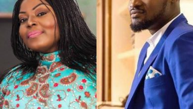 "Photo of ""Osofo"" My Asss; Foolish Woman Like You – Angry Funny Face Rains Heavy Insult On Maame Yeboah Asiedu"