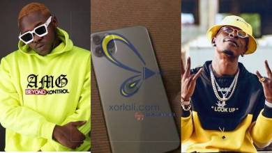 Photo of Medikal Gifts Shatta Wale iPhone 12 Pro After Visiting