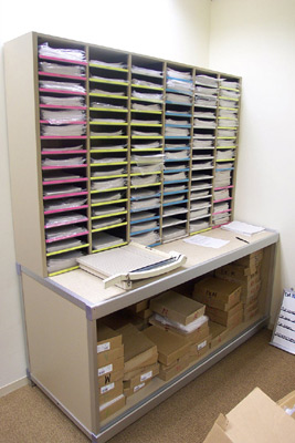 Mail Room Furniture Systems Mailroom Equipment Mail Room Sorters Tables Carts Risers
