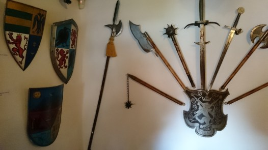 9 Shields and Weapons
