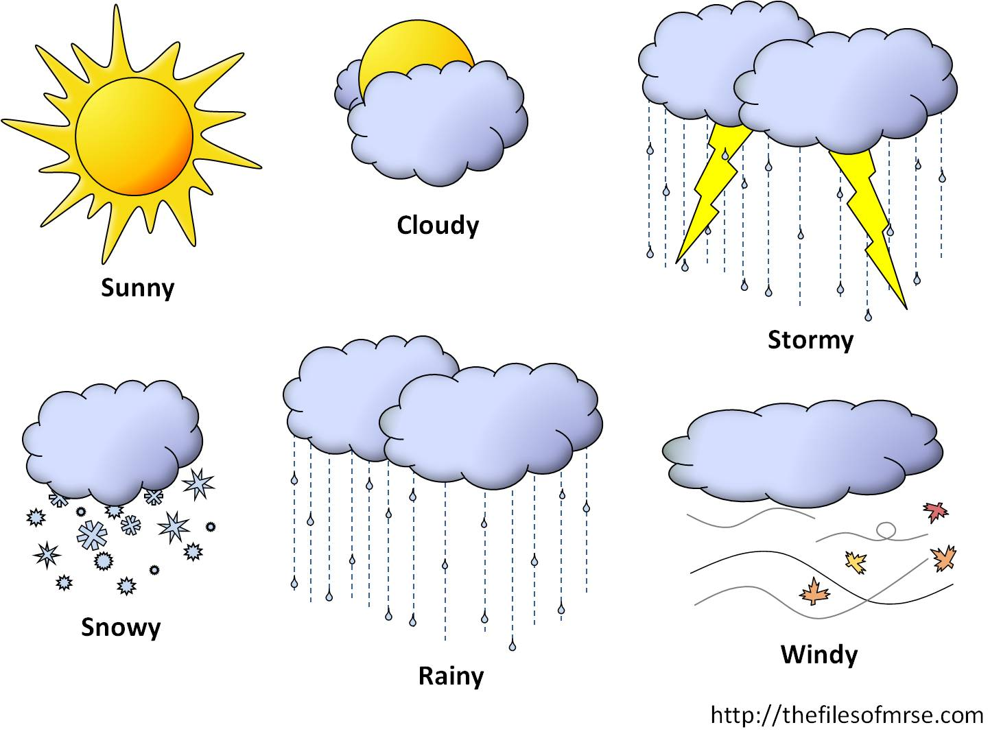 Free Weather Clipart