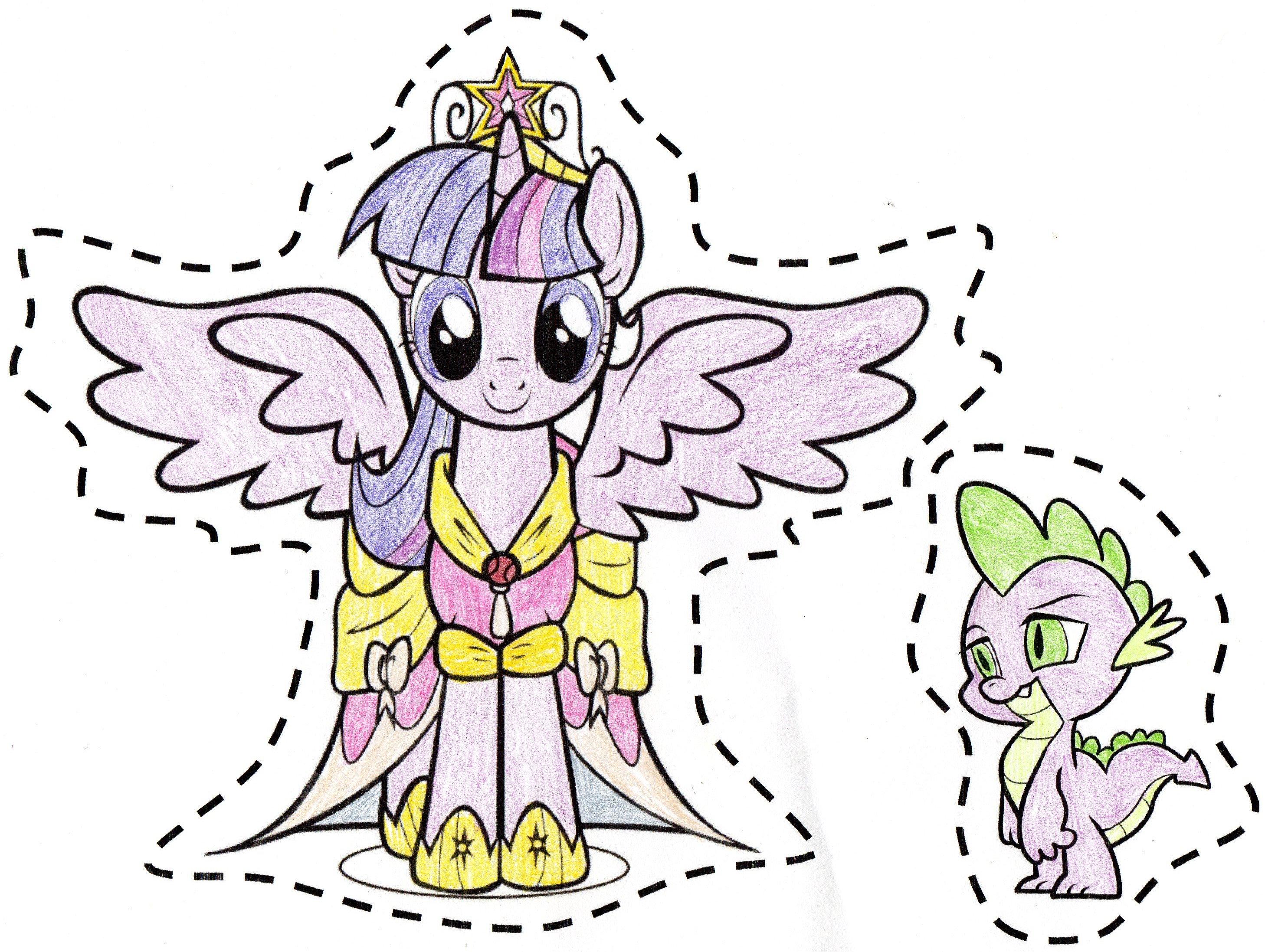 The Best My Little Pony Printable