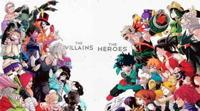 My Hero Academia Season 3,  My Number Seven Pick For Top 10 Anime Of 2018