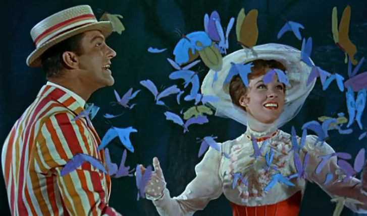 Mary Poppins Butterflies