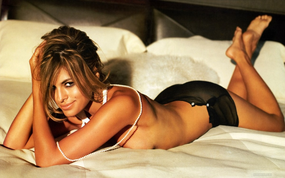Eye Candy | Eva Mendes