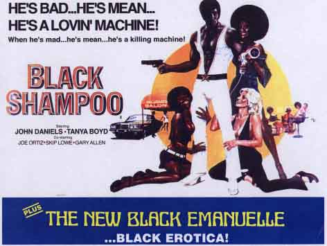 Reel Classic | Black Shampoo