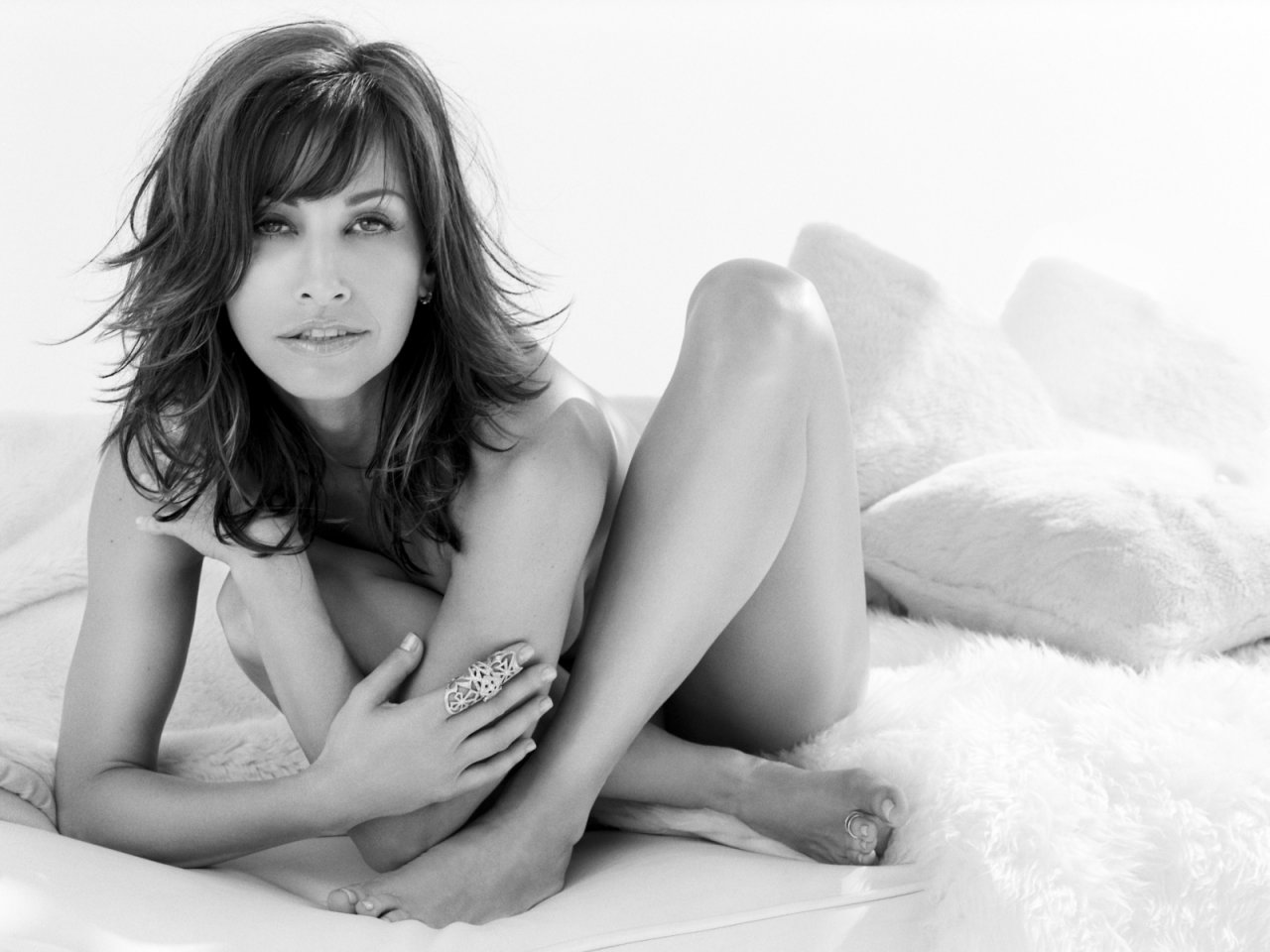 Are not Gina gershon sexy consider, that