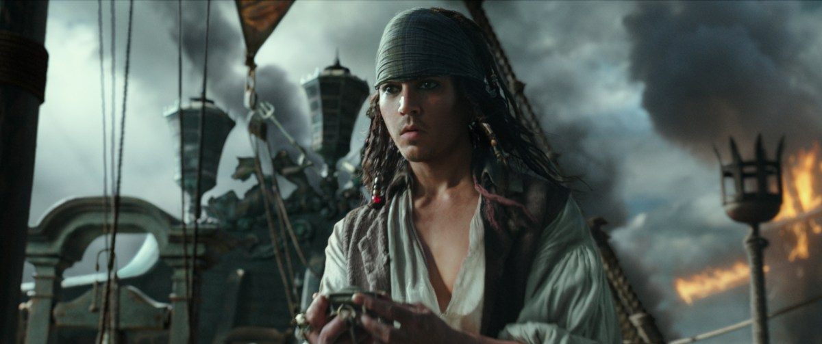 Reel Shorts | Pirates of the Caribbean: Dead Men Tell No Tales