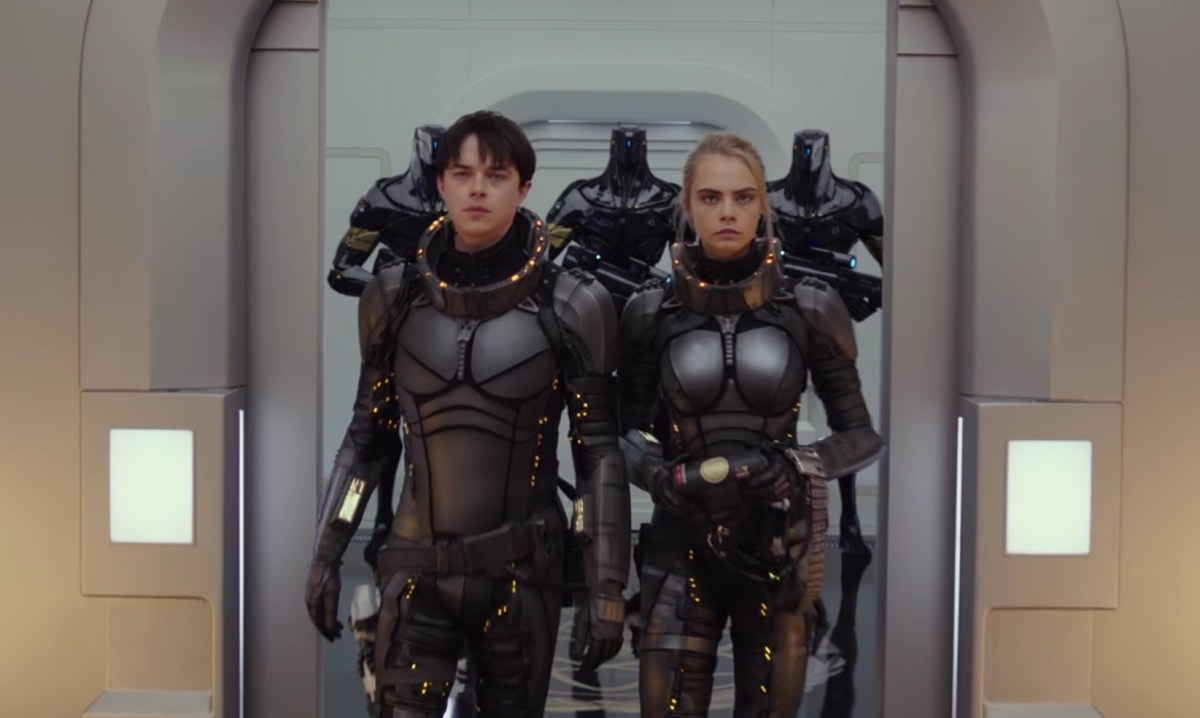 Reel Shorts | Valerian and the City of A Thousand Planets