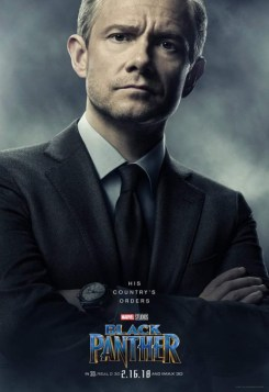 Martin Freeman / Everett K. Ross