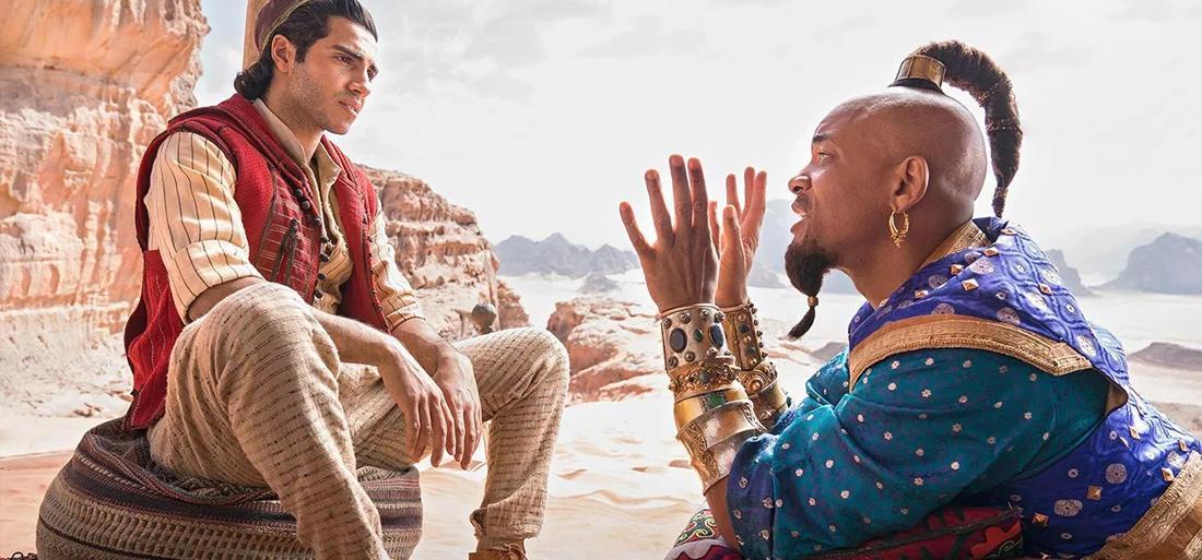 Reel Shorts | Aladdin