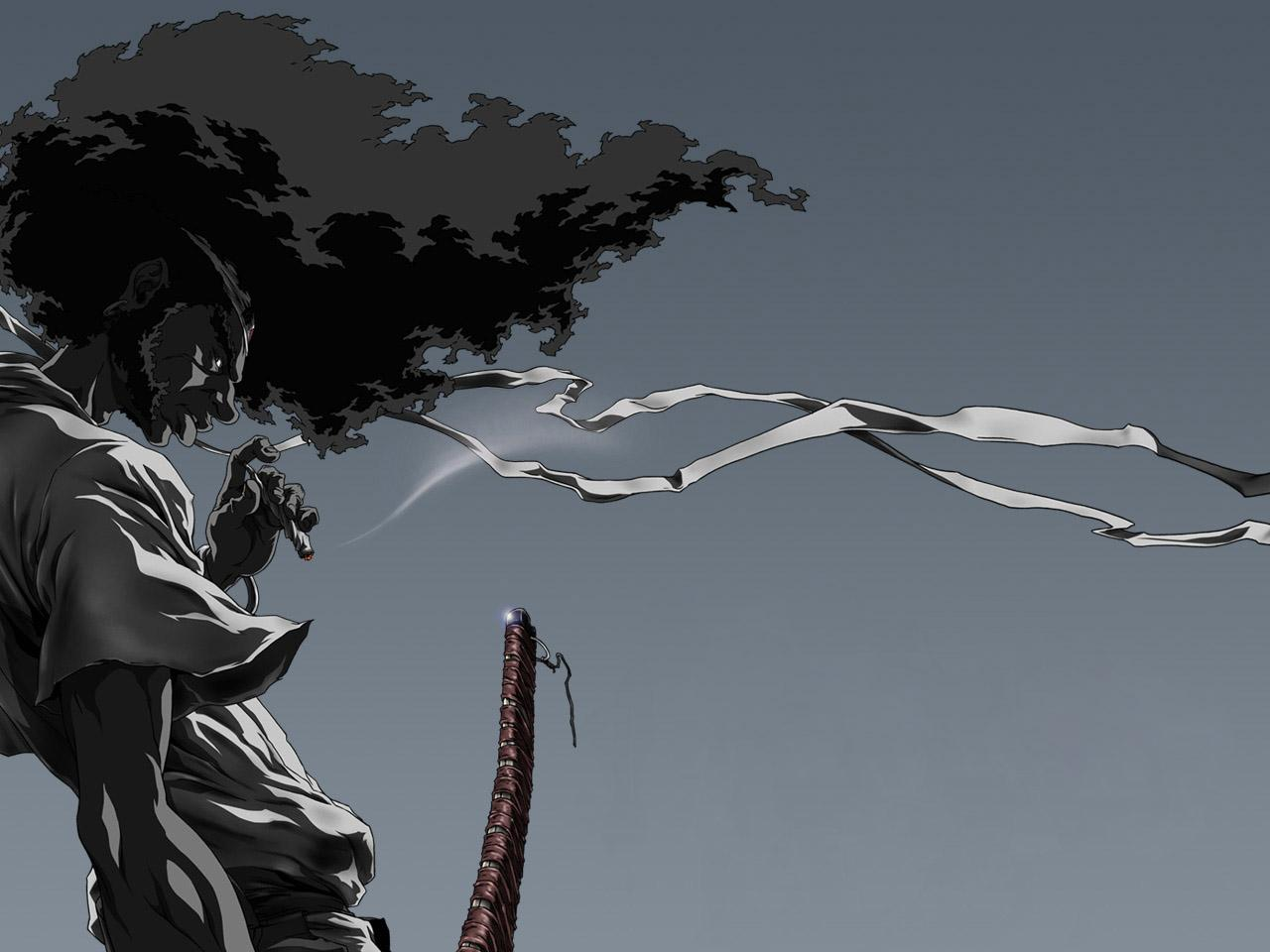 Fall Best Wallpapers Samuel L Jackson Developing Live Action Afro Samurai Movie