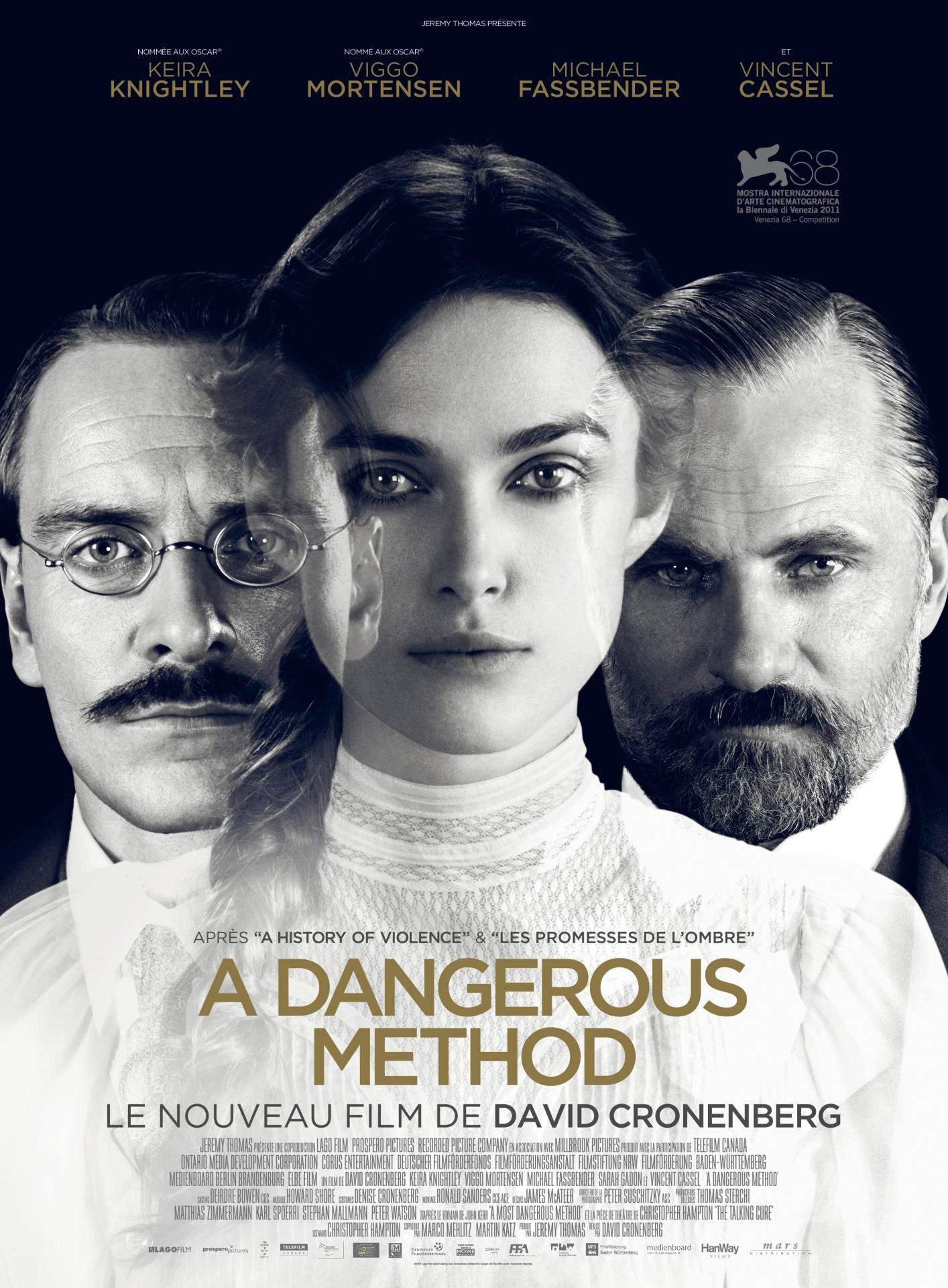 Les Promesses De L'ombre 2 : promesses, l'ombre, Theatrical, Trailer, David, Cronenberg's, Dangerous, Method'