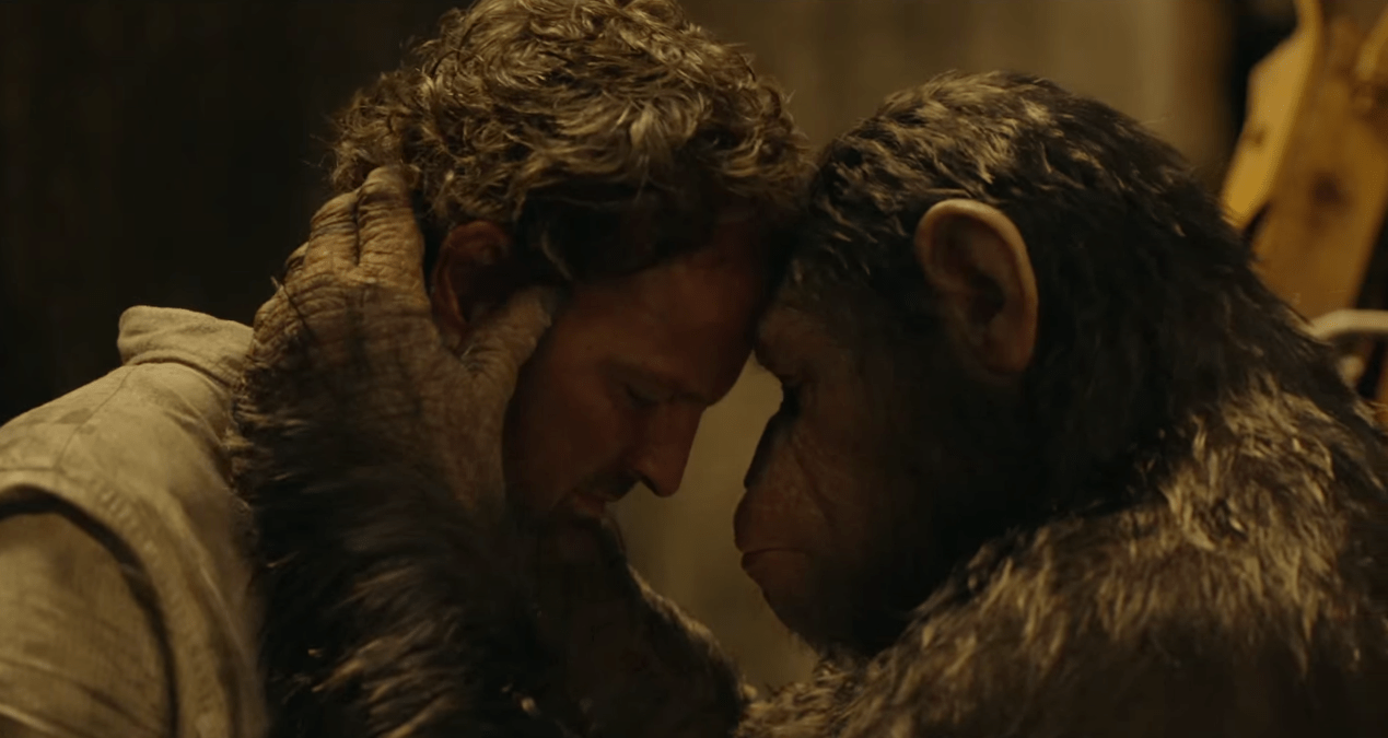 Image result for dawn of the planet of the apes