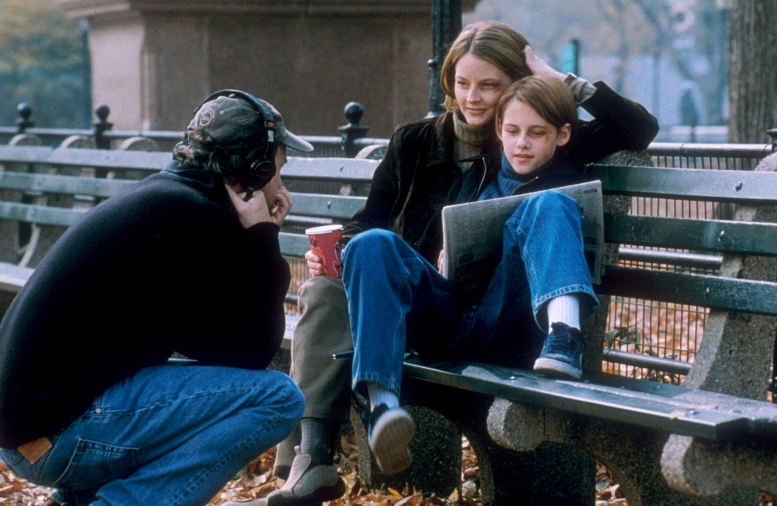 Go BehindtheScenes of Panic Room With OneHour Making