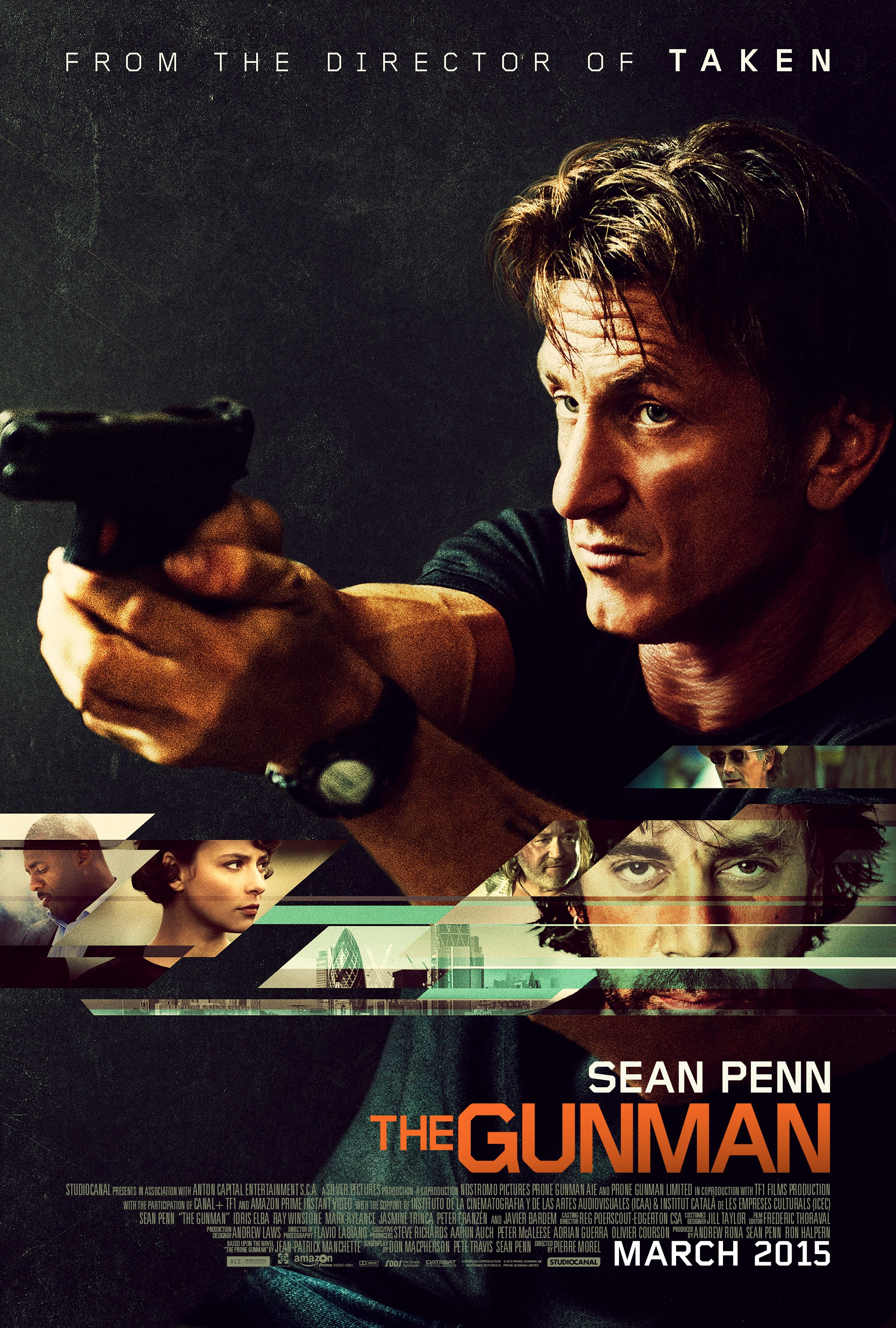 Review The Gunman