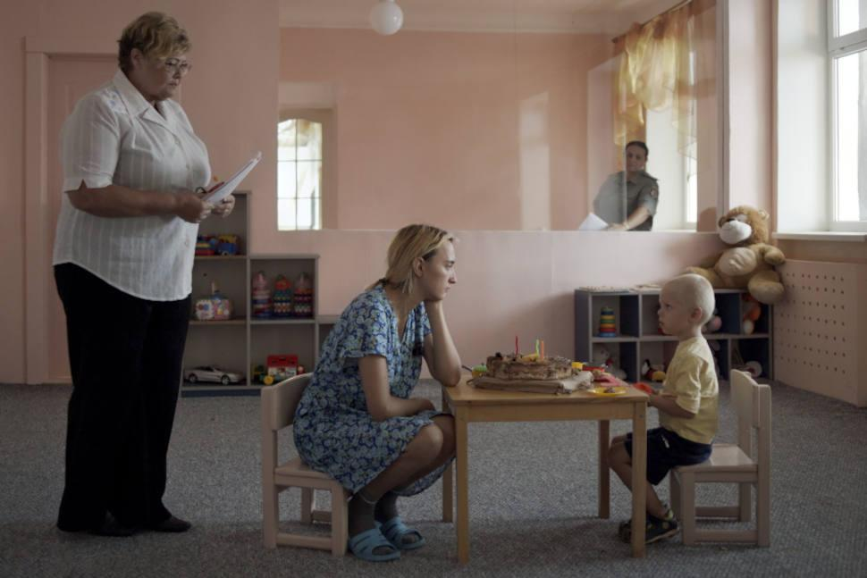 A film still of 107 MOTHERS / CENZORKA.