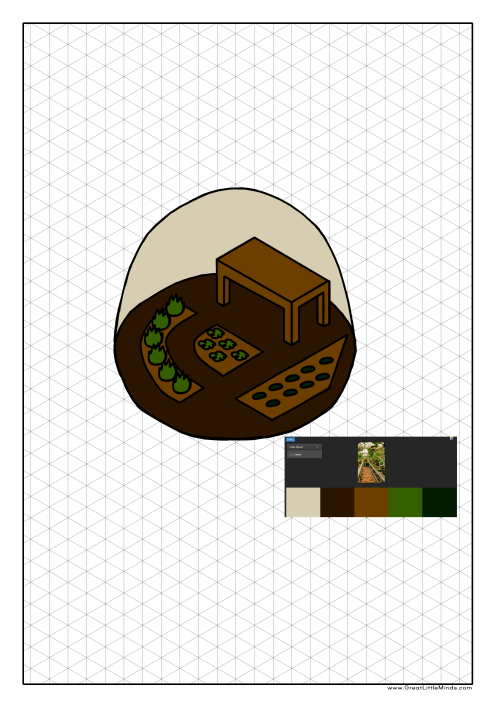 isometric-greenhouse-inside