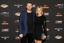 Dale Earnhardt Jr Girlfriend Amy Reimann