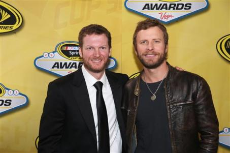 nascar_awards_vegas_2013_dale_jr_dierks_bentley