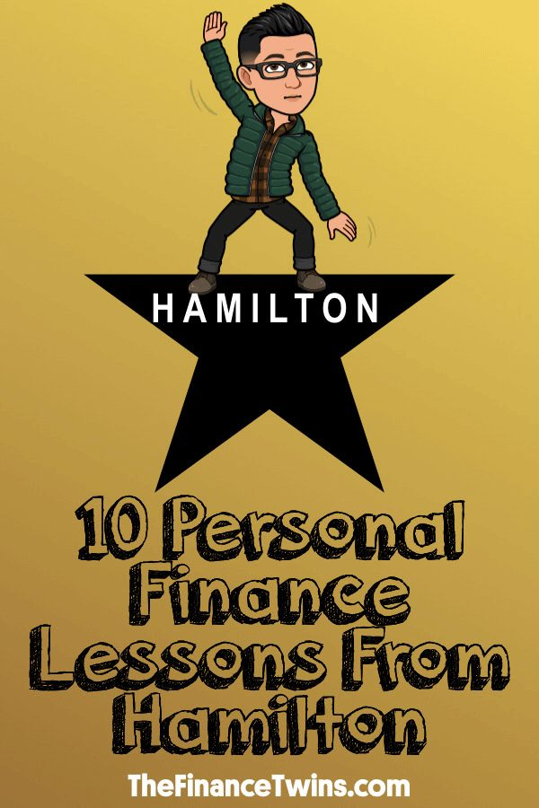 10 Personal Finance Lessons From Alexander Hamilto
