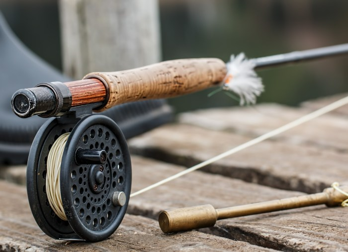 Lessons From Fly Fishing