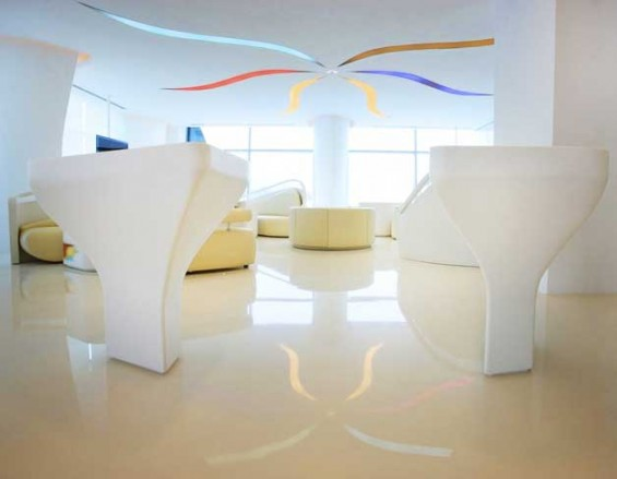 Branch Design Showcase The Sleek Slick And High Tech