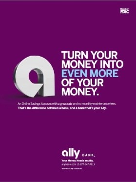 Ally Bank Launches New Stages Ad Campaign