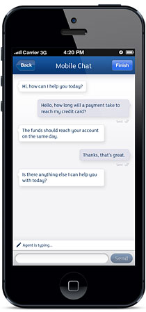 Banks Roll Out Customer Service App With Live Mobile Chat