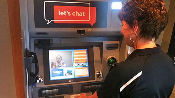 Video Banking Lights Camera Transactions  Interactions