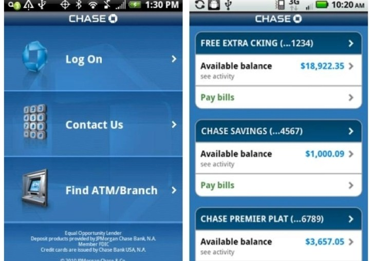 Mobile Banking Chase