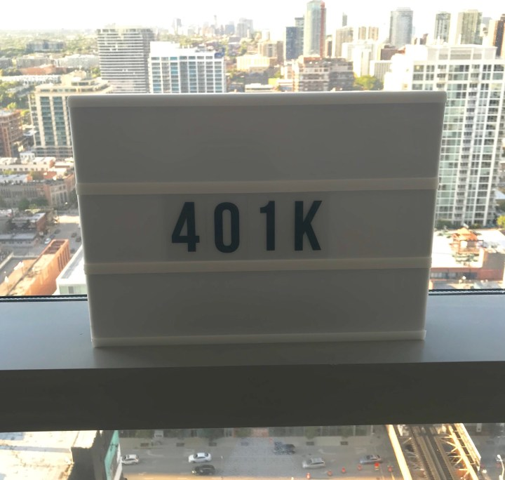 401(k)s: Five Terms You Should Know