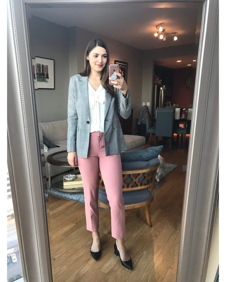 On Wednesdays We Wear Pink – The Pants Edition
