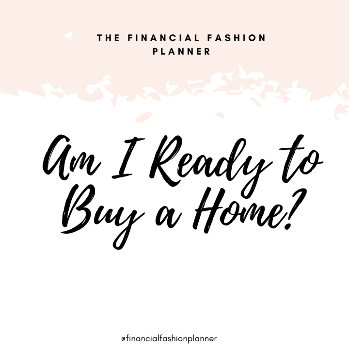 Am I Ready to Buy a Home?