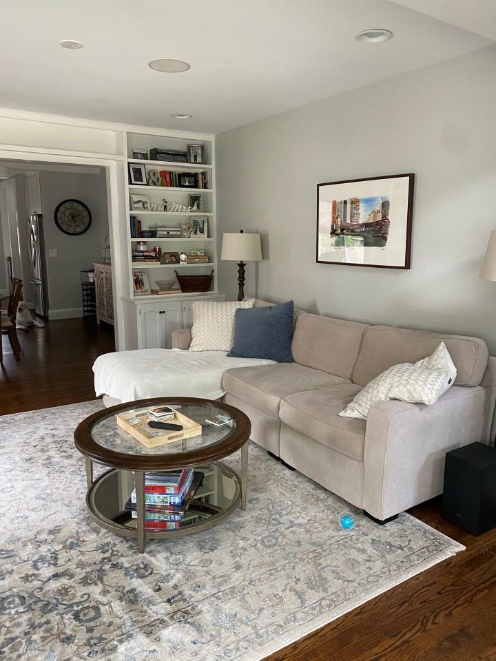 Home Tour: Living Room