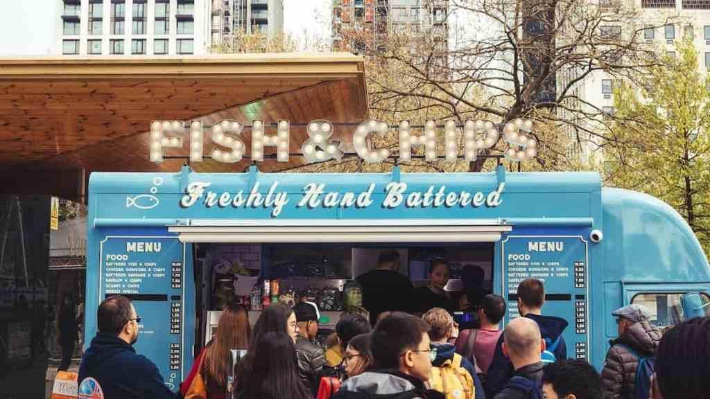 food truck side hustle