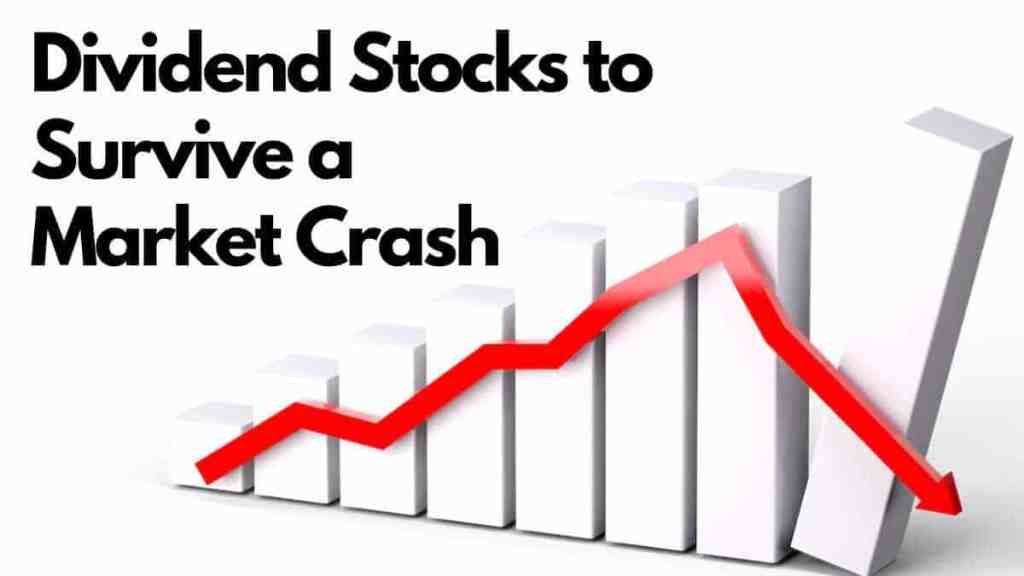 Dividend Stocks to Survive a Market Crash