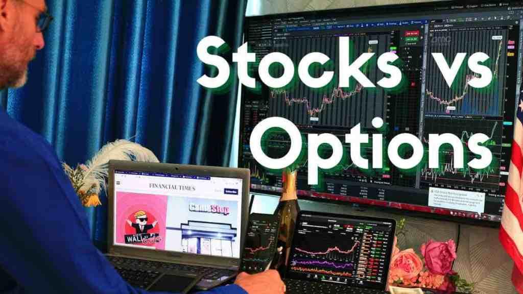 Stocks vs Options