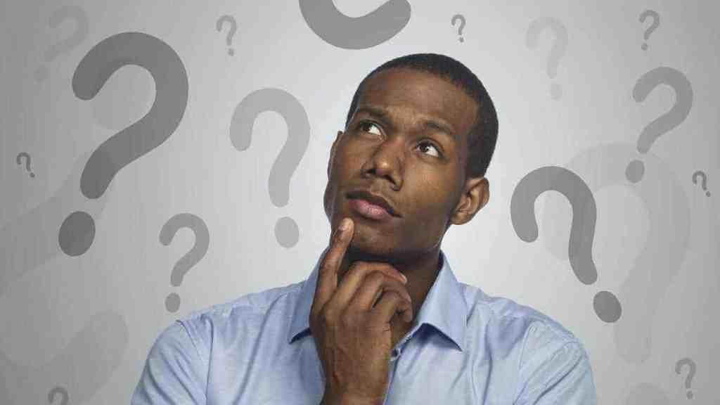 man wondering home buying myths