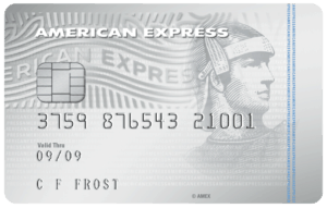 A picture of the American Express Cashback Card