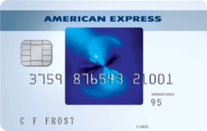 The American Express Rewards Card
