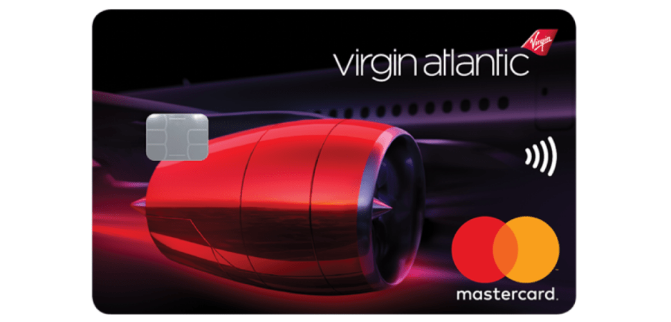 The Virgin Atlantic Rewards+ Credit Card