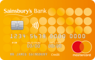 The Sainsbury's Bank Dual Offer Credit Card