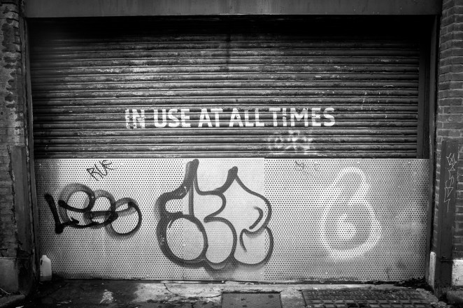 In use | Liverpool Photo Walk 2015