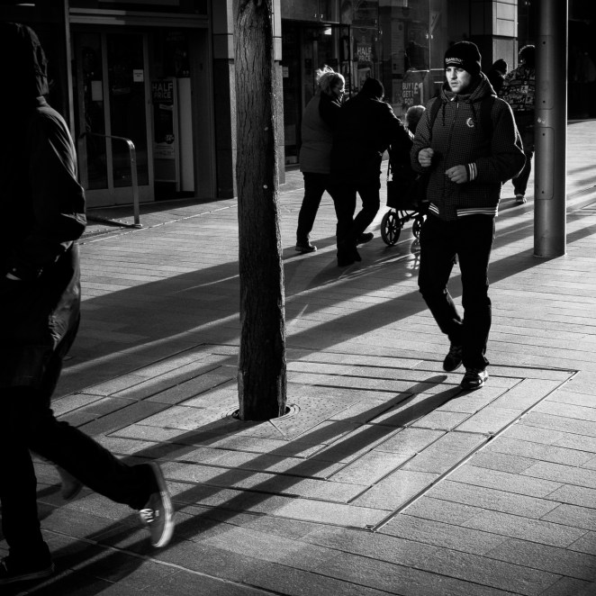 Shoppers | Liverpool Photo Walk 2015