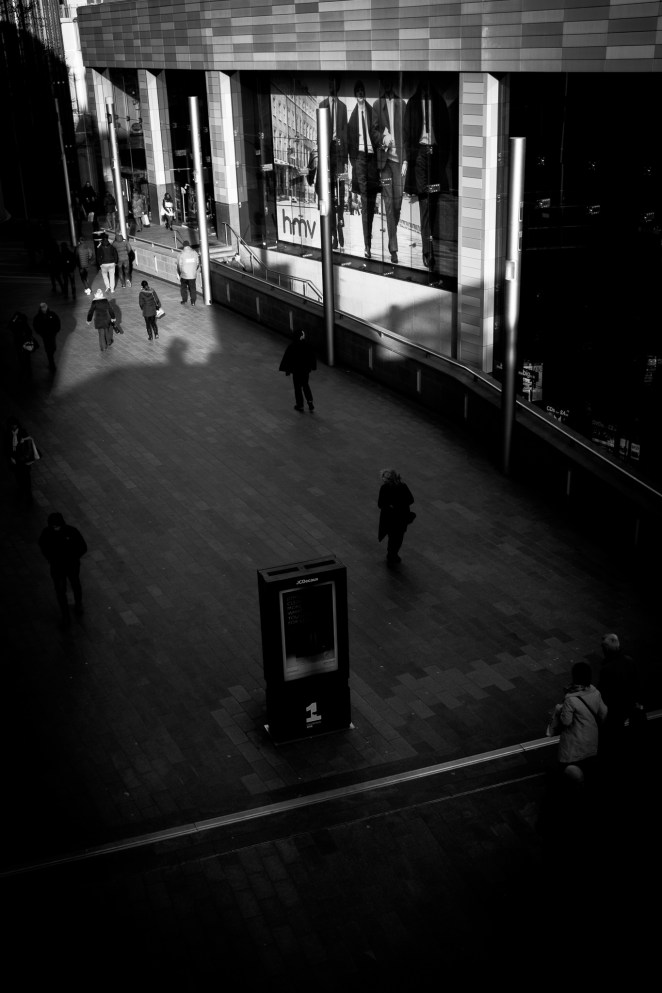 Shopping centre | Liverpool Photo Walk 2015
