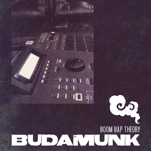 Budamunk - Boom Bap Theory artwork