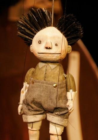 Oddly - boy puppet 2